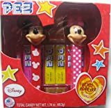 Disney Mickey and Minnie Pez Dispenser - Friends Forever 2013 Series.
