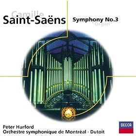 """Saint-Sa�ns: Symphony No.3 """"Organ"""" etc"""