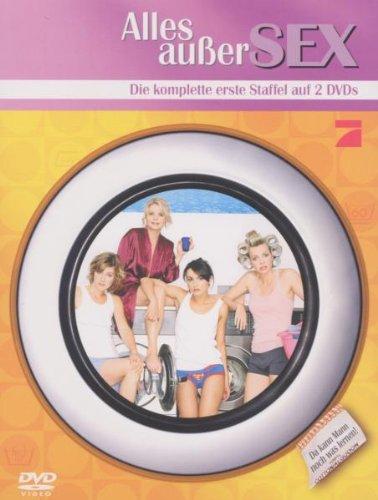 Alles außer Sex - Die komplette erste Staffel [2 DVDs]