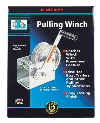 Dutton-Lainson DL2500A 2500 lb Plated Pulling Winch
