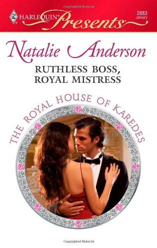 Image of Ruthless Boss, Royal Mistress