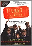 Ticket To Ride: Inside the Beatles' 1964 Tour that Changed the World (with CD) Amazon.com