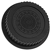Fotodiox Designer Rear Lens Cap for Canon EOS EF, EF-S Lenses, Replaces Canon RF-1 Cap by Fotodiox Inc.