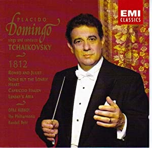 Domingo Conducts & Sings Tchaikovsky