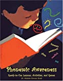 Phonemic Awareness: Ready-to-Use Lessons Activities and Games