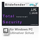 Bitdefender Total Internet Security 2016 1 USER 1 YEAR |OEM|PKC|EFS
