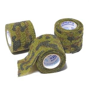 Co Flex NL Bandage Green Camo 2'' 3/pkg Latex Free