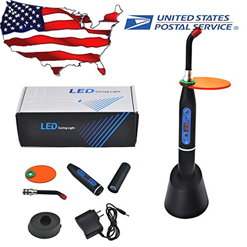 new-dental-10w-wireless-cordless-led-curing-light-lamp-2000mw-us-fast-ship