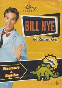 Amazon.com: Bill Nye the Science Guy - Dinosaurs & Reptiles: Bill Nye ...