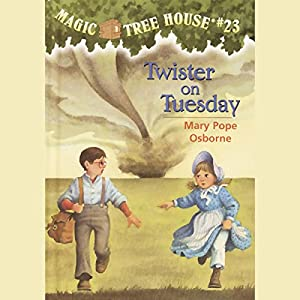 Magic Tree House, Book 23 Audiobook
