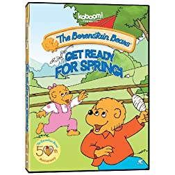 Berenstain Bears: Get Ready for Spring