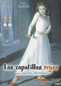 Amazon.com: Las Zapatillas Rojas (Blu-ray) [2012] (Import Movie