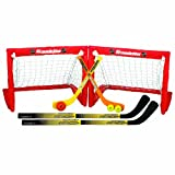 Franklin Sports NHL Indoor Sport 2 In 1 Set