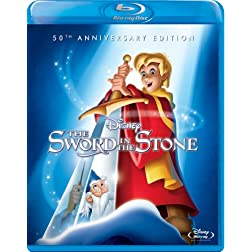 Sword in the Stone [Blu-ray]