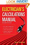 Electrician's Calculations Manual, Se...