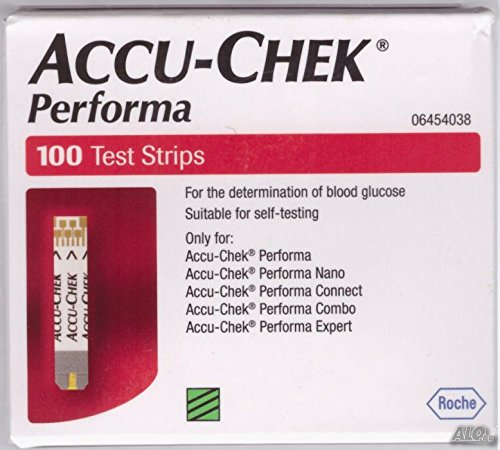 Shoppingfire-ACCU- CHEK PERFORMA 500 TEST STRIPS