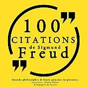 100 citations de Sigmund Freud | Sigmund Freud