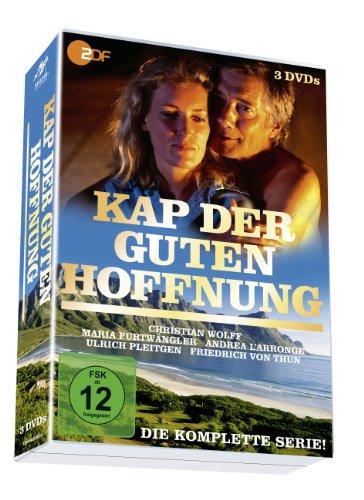 Kap der guten Hoffnung - Die komplette Serie auf 3 DVDs!