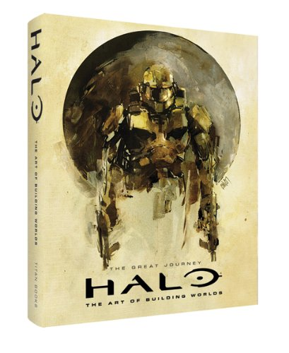Halo: The Art of Building Worlds Limited Edition