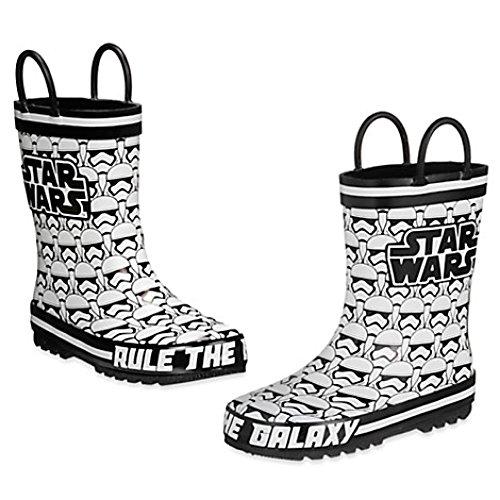 Star Wars Stormtrooper Rain Boots for Kids (13 M Little Kid)