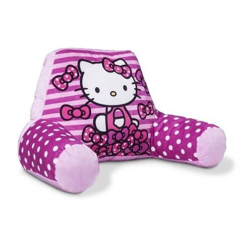 Hello Kitty Polka Dots Back Rest Bed Pillow