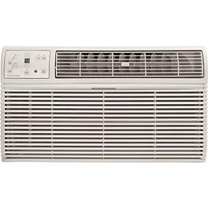 Frigidaire FRA12EHT2 12,000 BTU Through-the-Wall Room Air Conditioner with 10,600 BTU Supplemental Heat (230 volts)