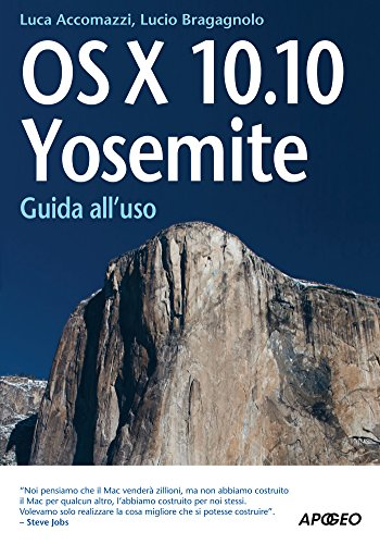 OS X 10.10 Yosemite: Guida all'uso