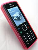 FLASH SUPERSTORE NOKIA 6300 GEL SOFT CASE/COVER/SKIN/PROTECTOR FUSCHIA PINK