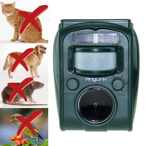 anglink-solar-battery-powered-ultrasonic-pest-bird-cat-repeller-dog-repeller-outdoor-waterproof-elec