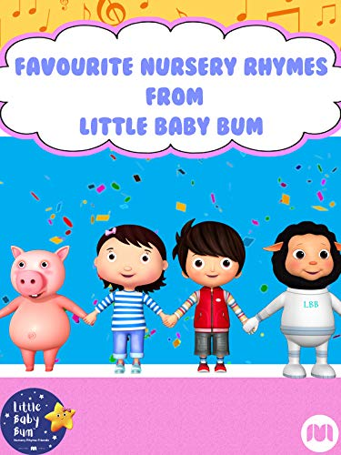Favourite Nursery Rhymes from Little Baby Bum