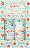 Cath Kidston Provence Bluebell and Jasmine Shower Gift Set Contains Shower Gel 100 ml and Body Cream 100 ml