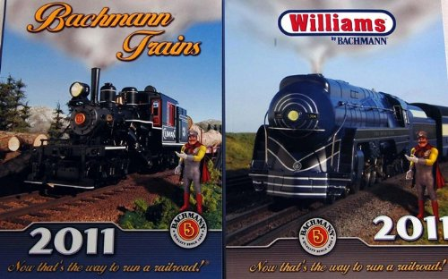2011 Bachmann/Williams Catalog