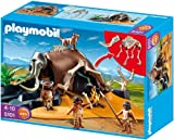 PLAYMOBIL 5101 - Mammutknochen-Zelt mit Jägern