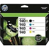 HP 940XL Black Ink Cartridge and