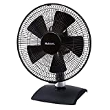 Holmes HDF12235-BM 5-Speed Table Fan, 12-Inch