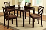 Eaton I 5PC Dining Room Set