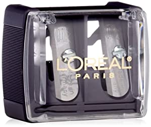 L'Oreal Paris Dual Eye/Lipliner Sharpener with Cover