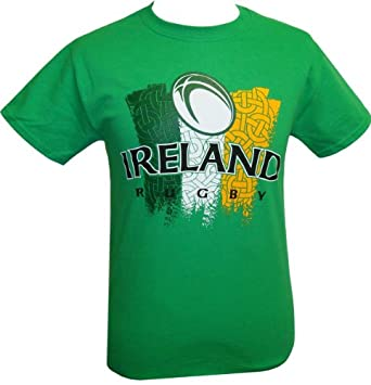 Buy Ireland Rugby T-Shirt by Red Rhino Sports