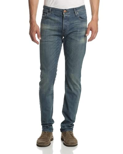 Rogue Men's Vintage Wash Slim Straight Jean
