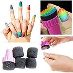 Moonar® 4PCS/Set Nail Art Polish...