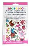 Snazaroo Face Paint Temporary Tattoo Set, Girls Fantasy