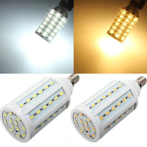 E14 15W 5630Smd 60 Led Corn Light Bulb Lamps Energy Saving 220V