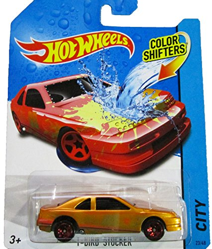 Hot Wheels - 2014 Color Shifters - City 23/48 - T-Bird Stocker
