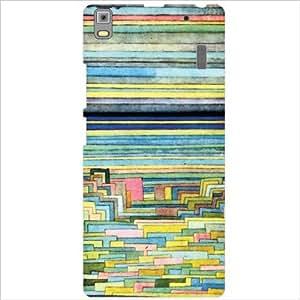 Design Worlds - Lenovo A7000 PA030023IN Designer Back Cover Case - Multicol...