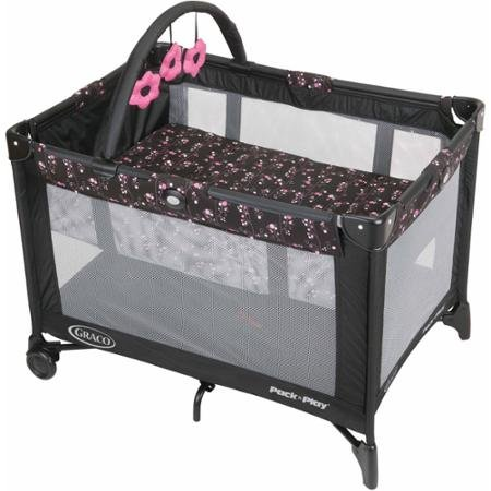 buy Graco Pack 'N Play with Automatic Folding Feet Playard, Priscilla for sale