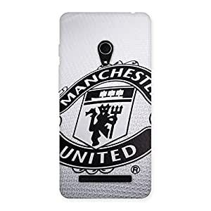 Special Grey MU Team Back Case Cover for Zenfone 5