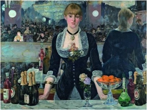 Cheap Ricordi Edouard Manet: Bar At Folies Bergere – 1500pc Jigsaw Puzzle by Ricordi (B002RWJJDI)
