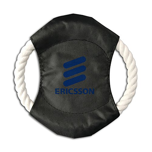 ericsson-race-car-driver-outdoor-dog-training-frisbee-canvas-flying-disc-rope-frisbee-dog-chew-toys-