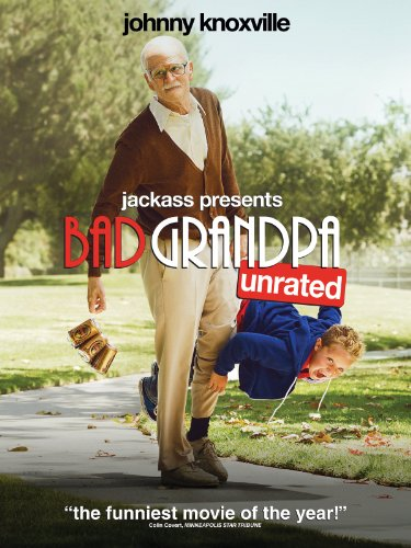 51qnXwSStuL. SL500  Jackass Presents: Bad Grandpa   Extended
