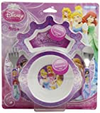 Disney 4 Piece Feeding Set by The First Years